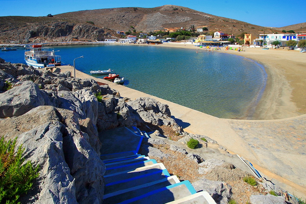 Pserimos island, Dodecanese - Photo by S. Lambadaridis