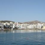 View of Pigadia, Karpathos, Dodecanese, Greece