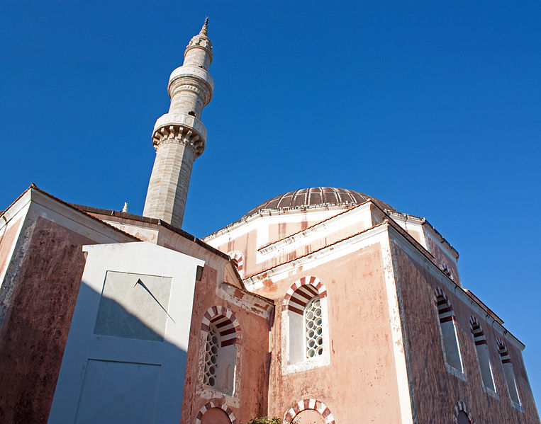 View of Suleiman Mosque