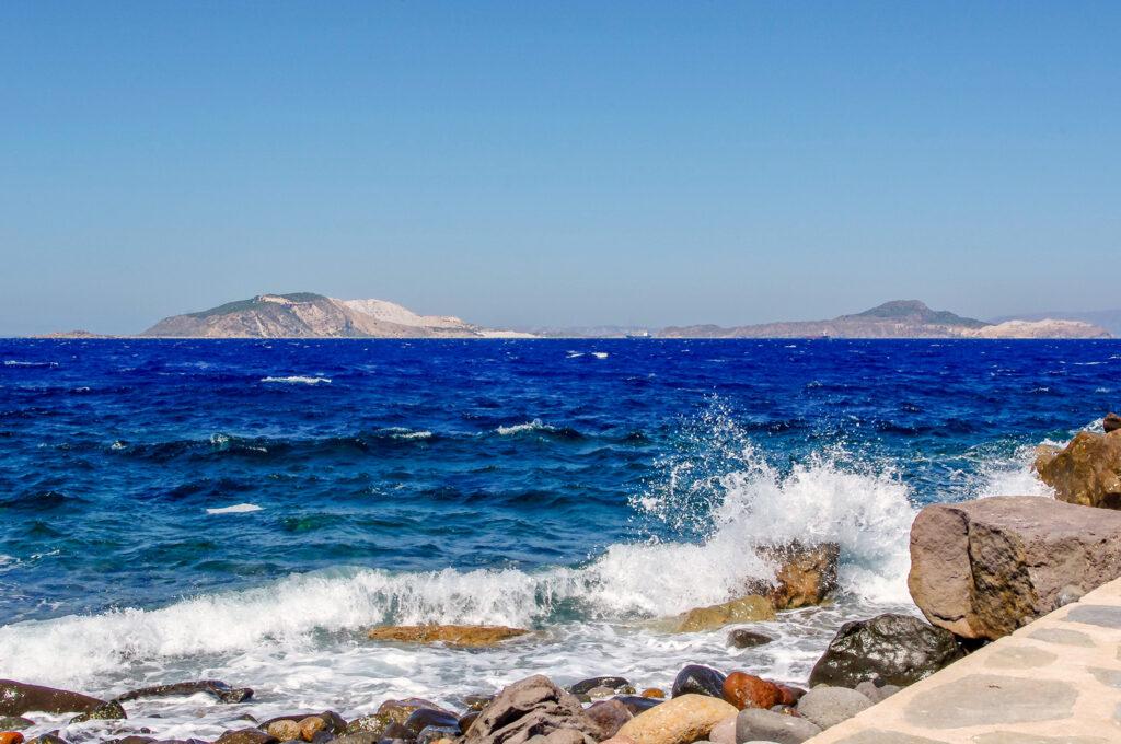 Mandraki beach, Nisyros, Dodecanese Greece