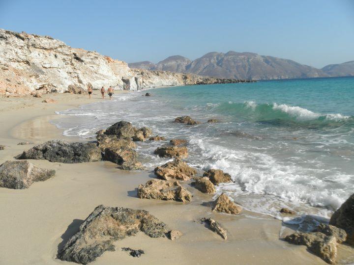 Armatheia beach, Kasos, Dodecanese, Greece
