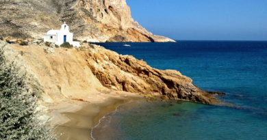 Anafi island - S. Lambadaridis