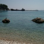 Beach in Alonissos, Sporades, Greece
