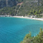 Beach on Skopelos, Sporades, Greece