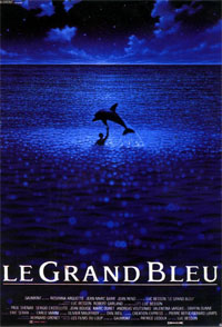 The Big Blue, film by Luc Besson