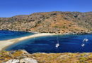 Flykada beach, Kythnos - Photo by S. Lambadaridis