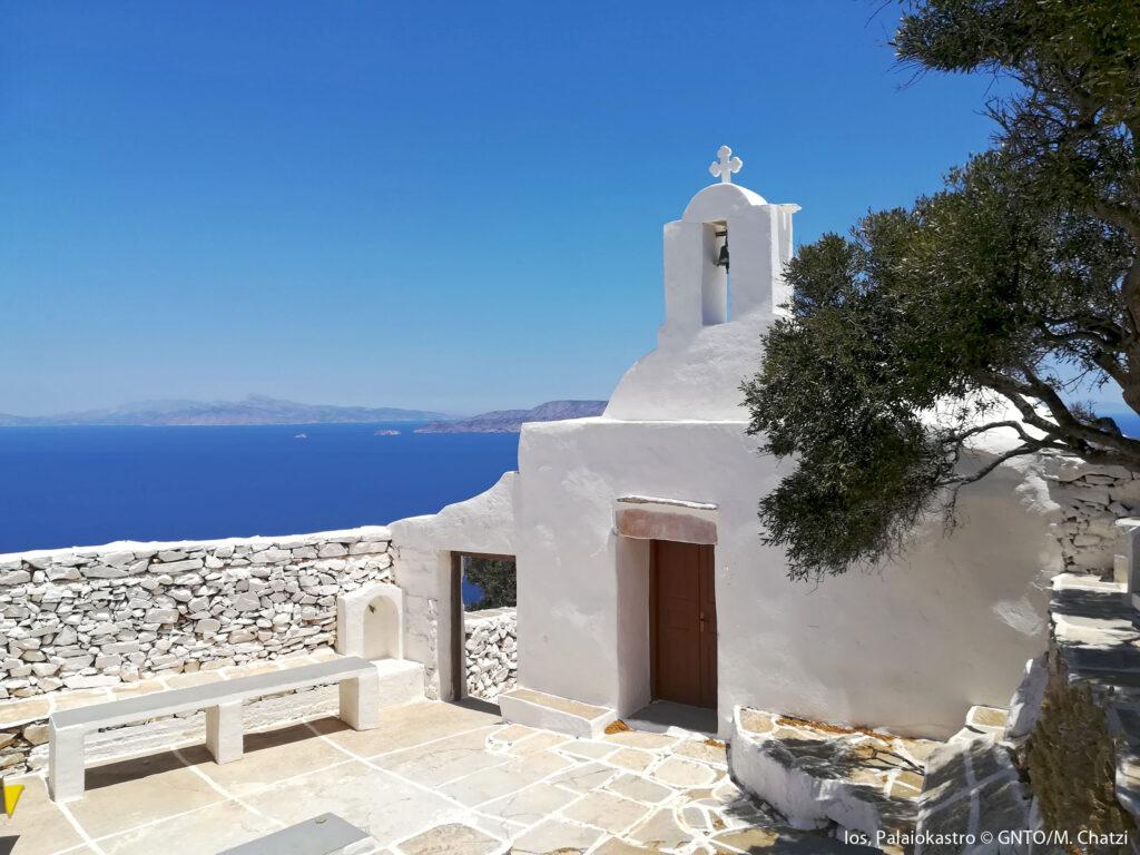 Travel to Ios, Greece - Palaiokastro Ios - Photo by M. Chatzi