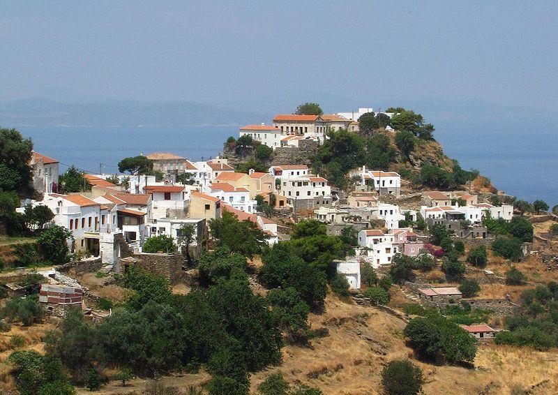 Ioulida, Kea, Cyclades, Greece