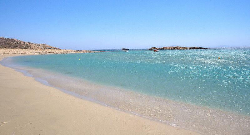 Manganari Beach, Ios, Cyclades, Greece