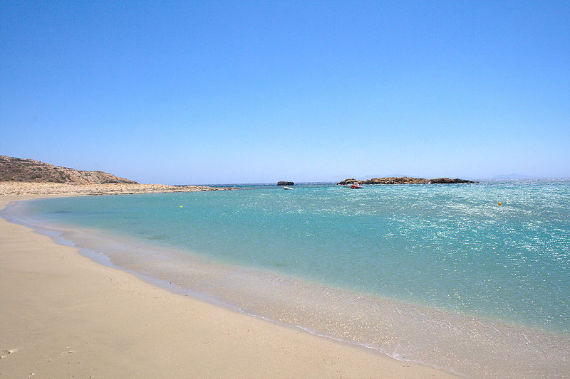 Manganari Beach, Ios, Cyclades, Greece