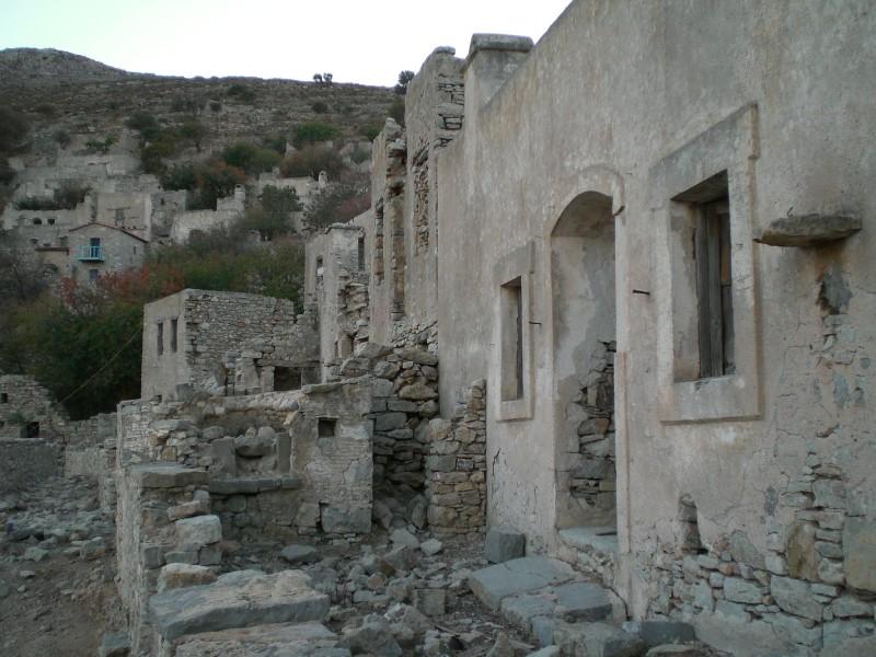 Mikró Chorió, Tilos island, Greece