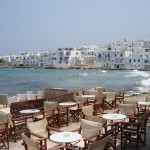 Naousa, Paros, Cyclades, Greece