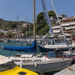 Port of Patitiri, Alonnisos, Sporades, Greece