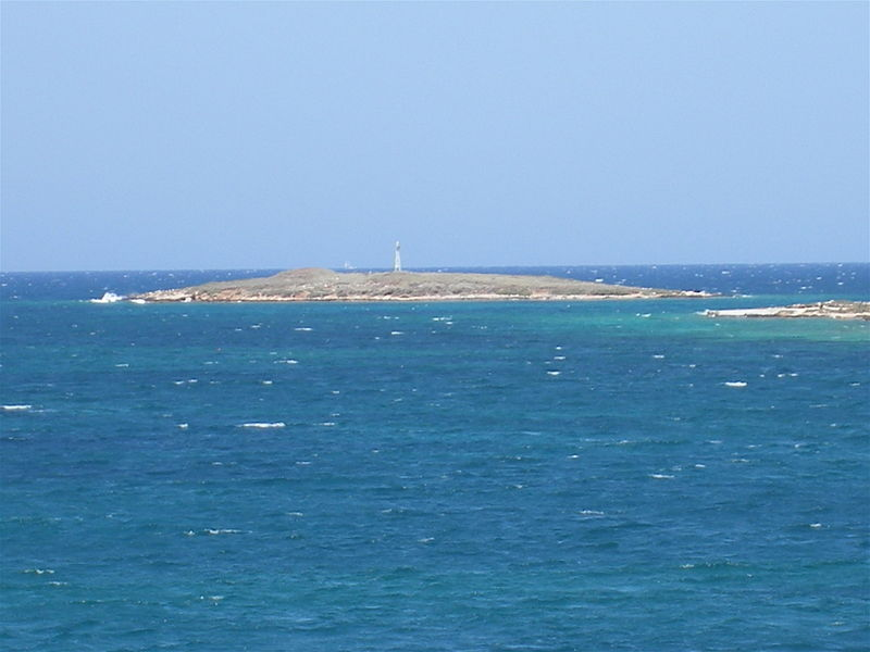 Saliangos islet, Cyclades, Greece