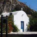 The church of Saint John Spiliotis, Antiparos, Cyclades, Greece