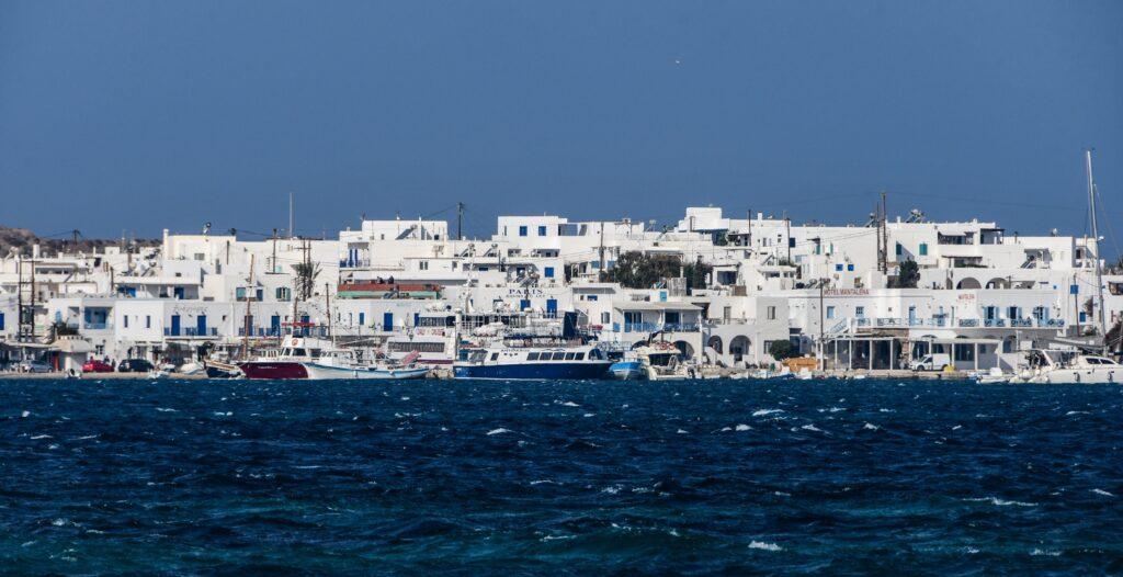 Travel to Antiparos, Greece