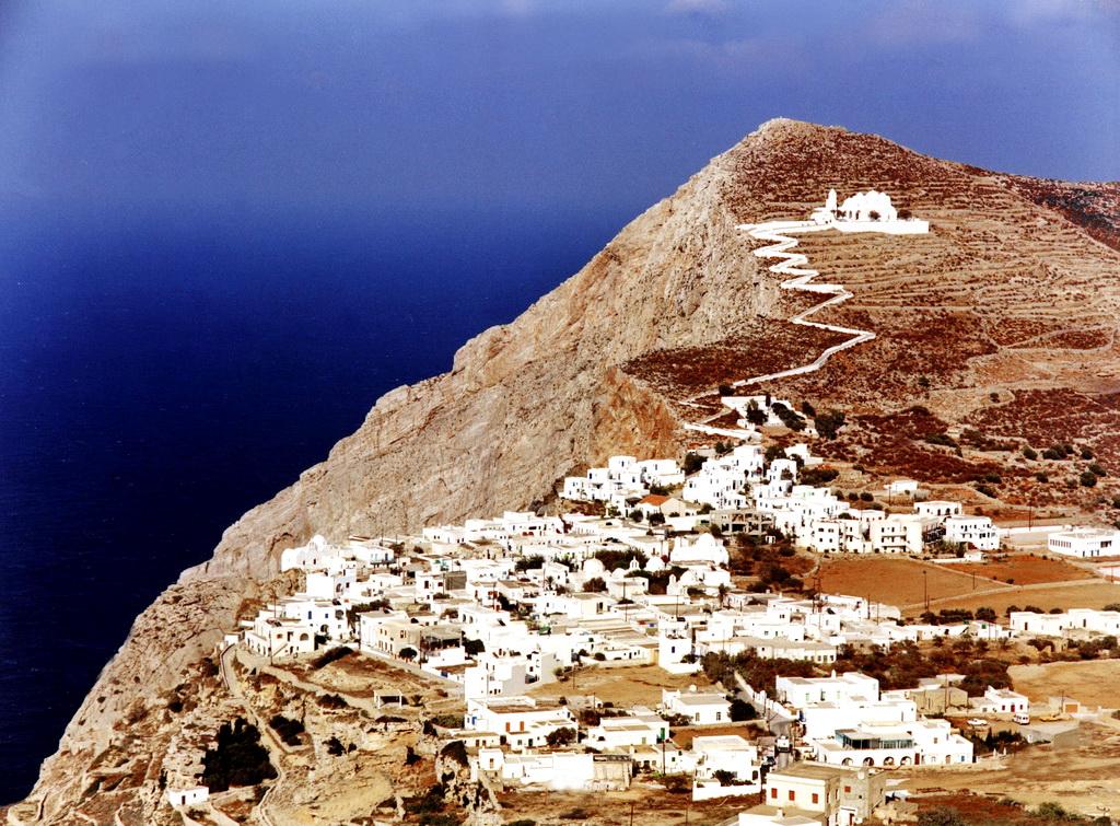 Folegandros - Photo by S. Lambadaridis