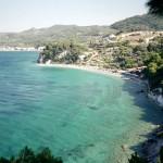 Lemanokia beach, Samos, Greece
