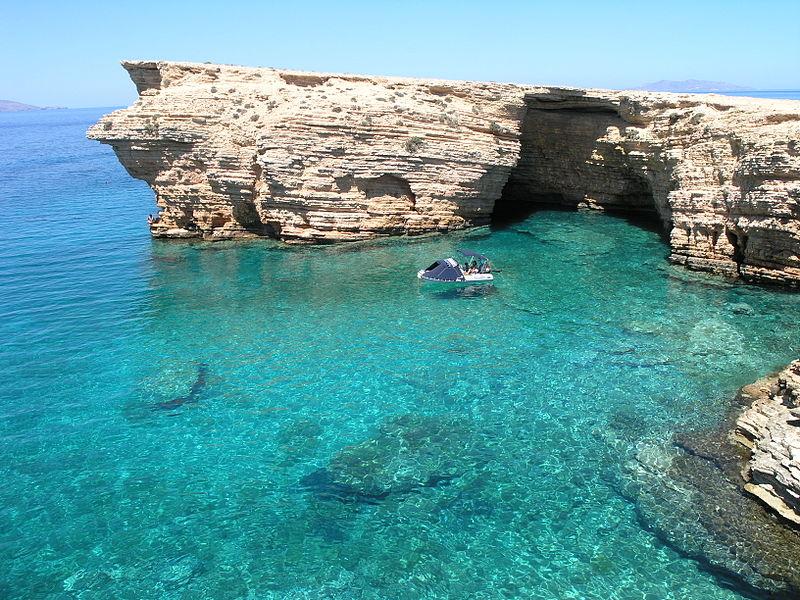 Pori, Koufonisia, Greece
