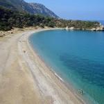 Megalo Seitani beach, Samos