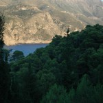 A view from the village of Assos in Kefalonia