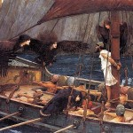 Odysseus (Ulysses) and the Sirens by John William Waterhouse (1891)