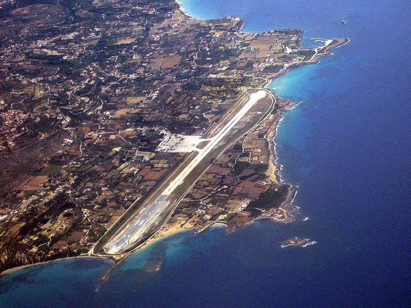 Kefalonia airport