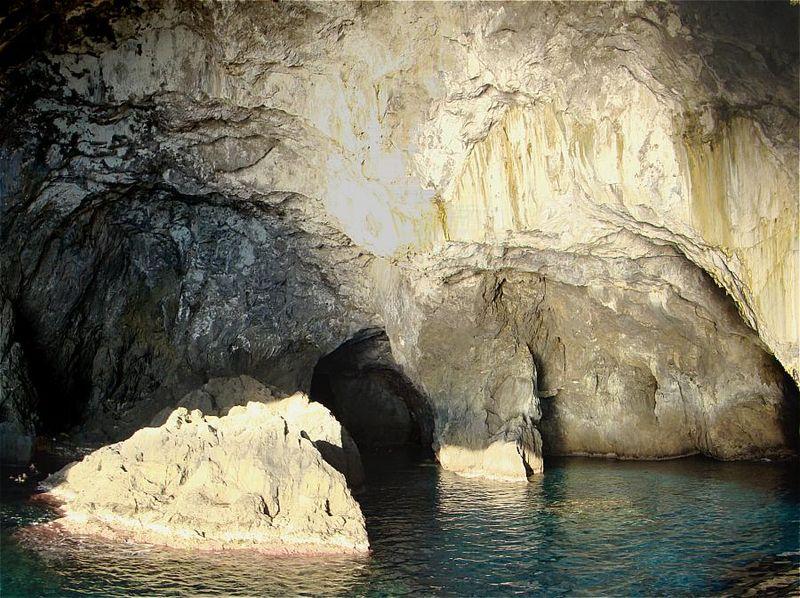 Cave Hytra, Kythira