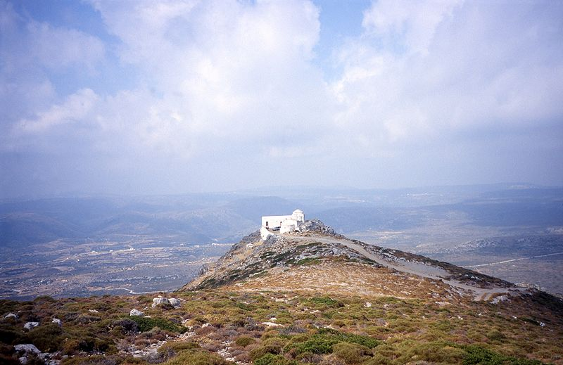 Monastery Agia Elesos, Kythira