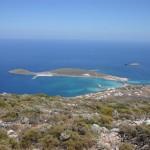 The port of Diakofti, Kythira