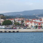 Lixouri, port and square, Kefalonia