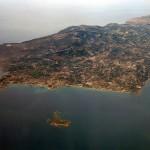 Paliki peninsula near Lixouri, Cephalonia