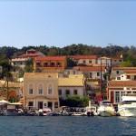 Gaios town, Paxos