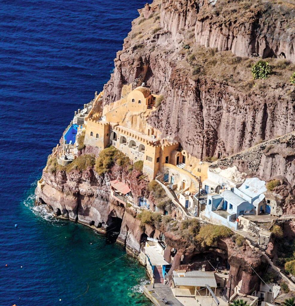 Santorini, Cyclades Greece
