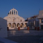 Church of Panagia Chrisopolitissa, Chora Naxou