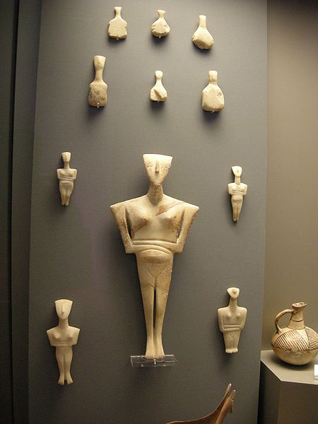 The Roots of the Cycladic Civilization
