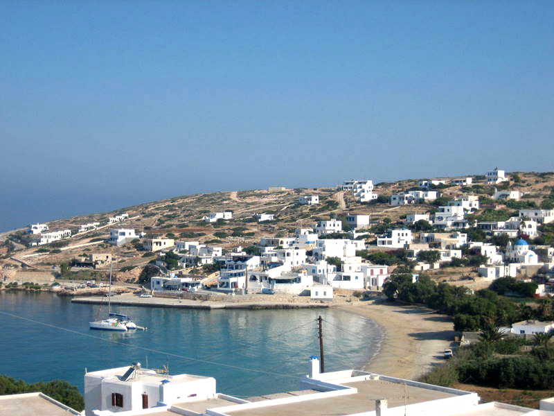 Donousa, Smaller Cyclades