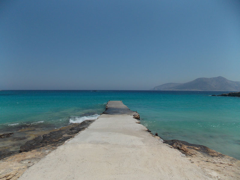 Finikas Beach, Koufonisi 2012
