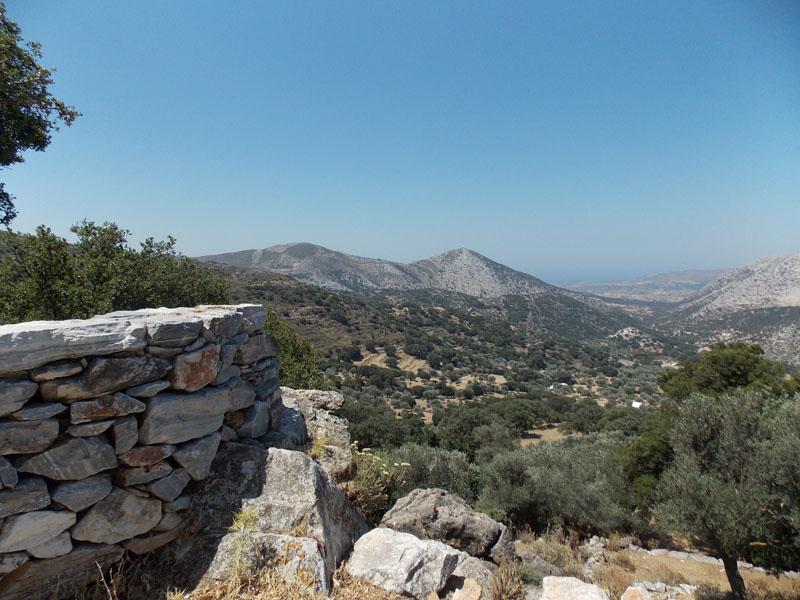 Near Zeus Cave, Mount Za, Naxos