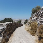 Path at Zeus Cave, Naxos