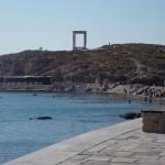 Portara, Naxos port