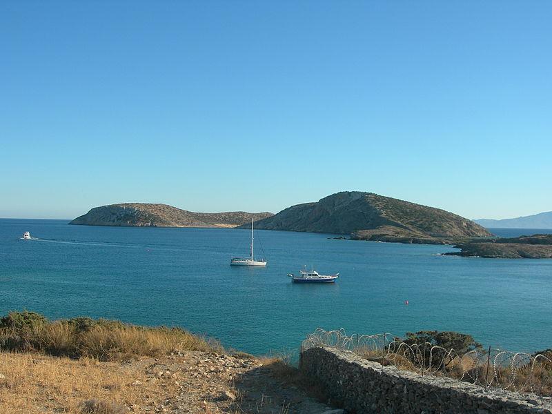 Schoinoussa island, Smaller Cyclades, Greece