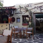 The Old Inn restaurant, Chora, Naxos