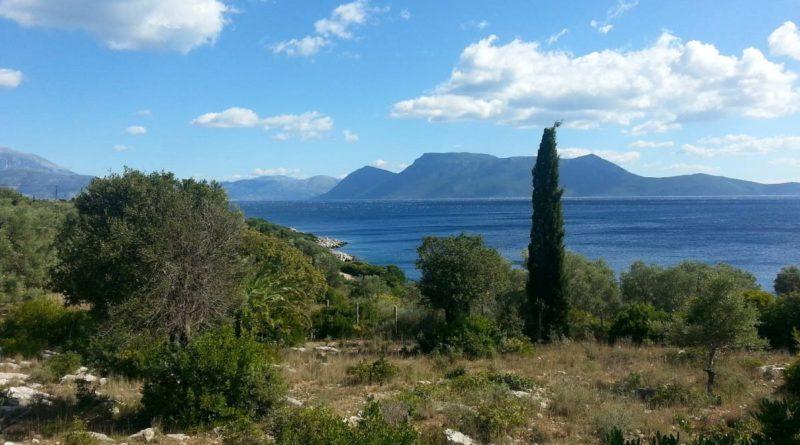 Meganisi, Ionian Sea, Greece
