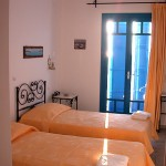 Ailouros Hotel, Mersini, Schinoussa, Greece