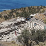 Ancient theatre of Milos