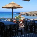 Tigani Beach, Moutsouna, Drymalia region, Naxos