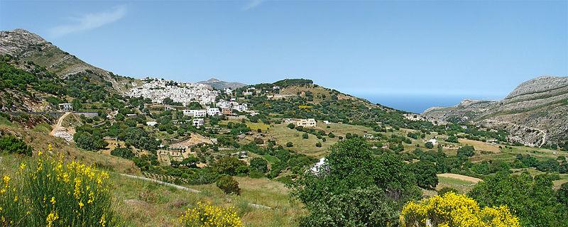 Apeiranthos, Naxos