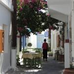 Plaka, Milos - Photo by George Korovessis
