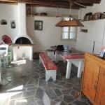 Reception Thalassitra Hotel, Milos